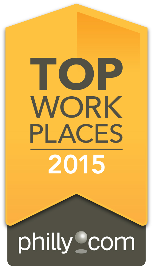 SofterWare is a 2015 Philly.com Top Workplace