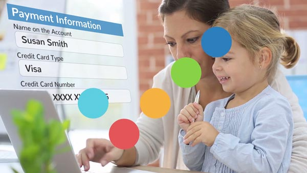 EZCare Childcare Software Overview Video Screenshot