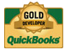 EZCare is a proud Gold Member of QuickBooks