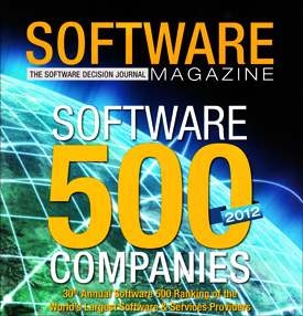 Software Magazine Ranking Screenshot