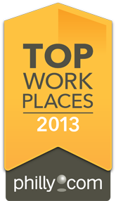 SofterWare, Inc. Selected Again as One of the Philly.com Top Workplaces