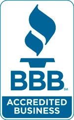 Better Business Bureau Rating Logo