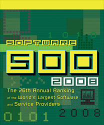 Software 500 2008 Logo