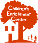 Reference from Children's Enrichment Center Logo