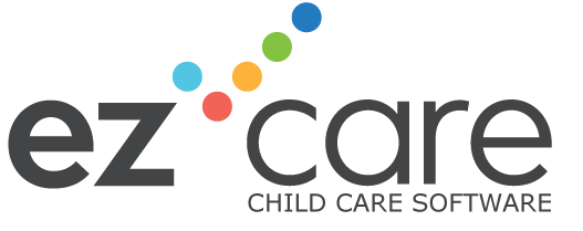 EZCare Child Care Management Logo