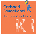Carlsbad Educational Foundation Form Logo