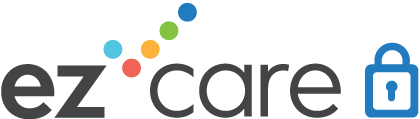 ezcare software data security logo