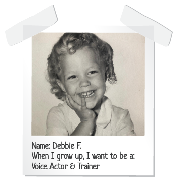 Debbie child photo