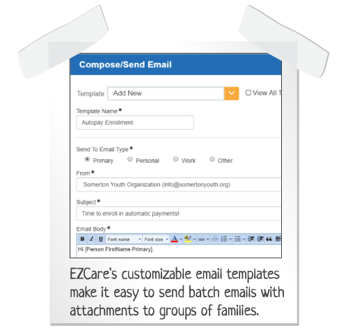 compose an email