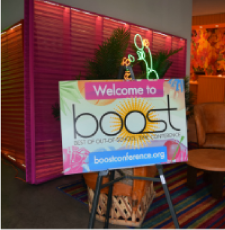 EZ on the Road: My Time at the 2016 Boost Conference