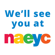 See the all-new EZCare at NAEYC!