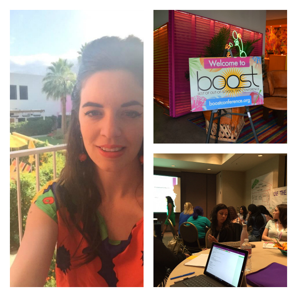 BOOST Conference Attendance Collage