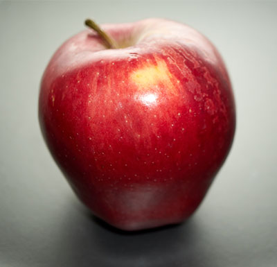 apples are a symbol of appreciation for teachers